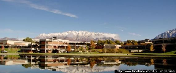 The offer seemed too good to be true: A four-year scholarship at Utah Valley University just for the asking.    Turns out, it was a mistake that disappointed hundreds of parents and students.