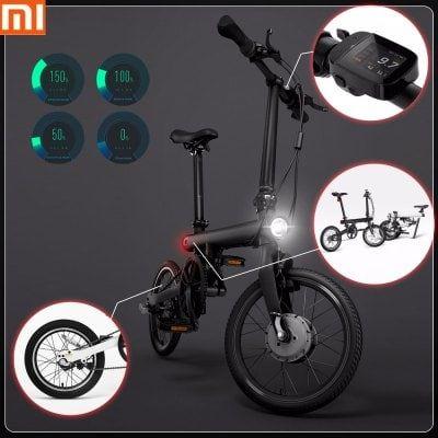 Xiaomi Qicycle Ef1 Smart Folding Bike Bike Bikes For Sale Bicycle