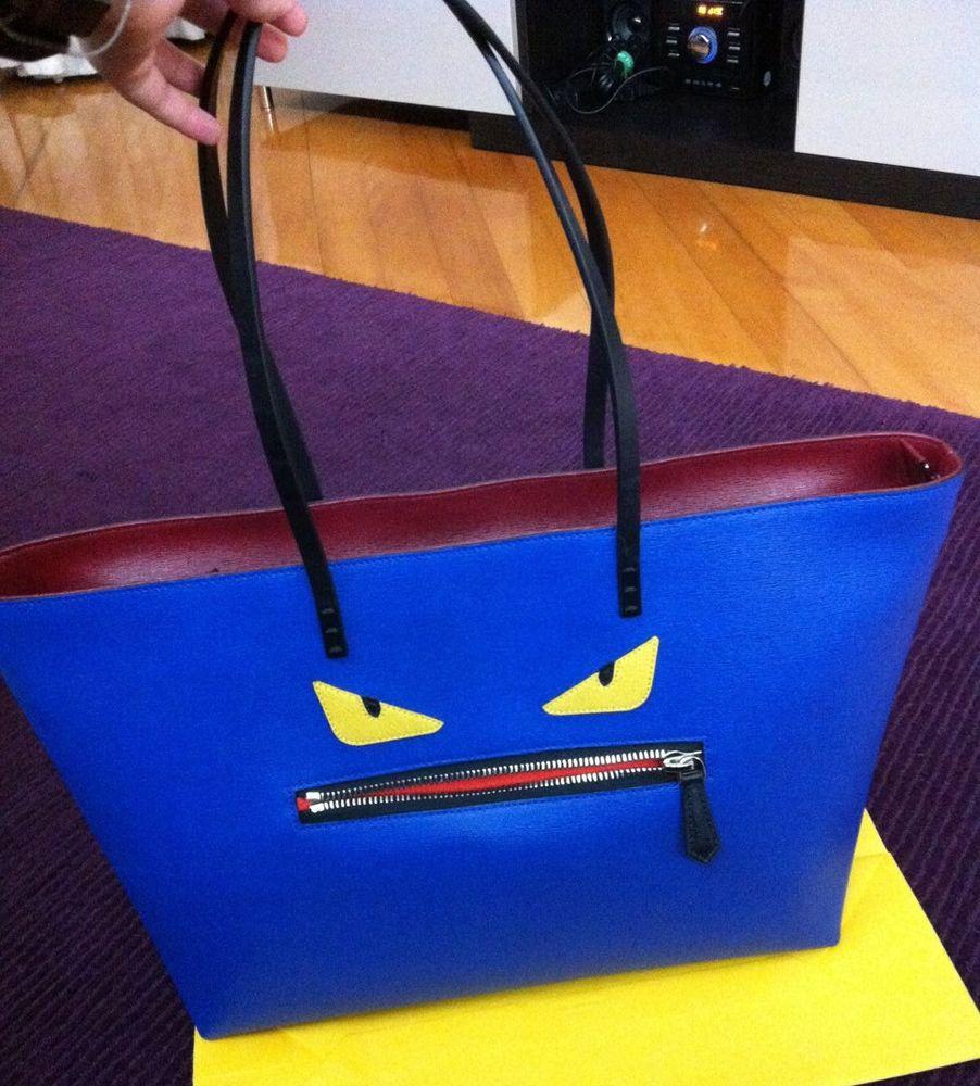 Fendi Monster Bag Replica