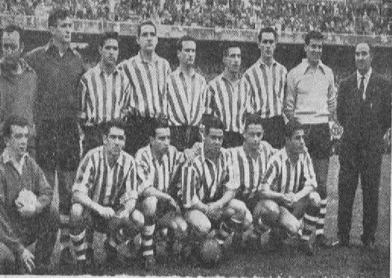 ATHLETIC CLUB DE BILBAO, TEMPORADA 1957/58. Guillermo