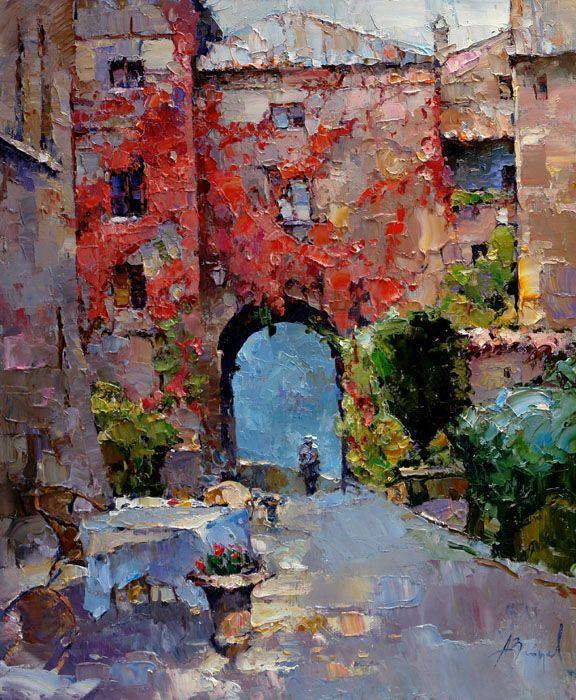 Alexi Zaitsev, 1959 ~ Impressionist painter | Tutt'Art@ | Pittura * Scultura * Poesia * Musica |