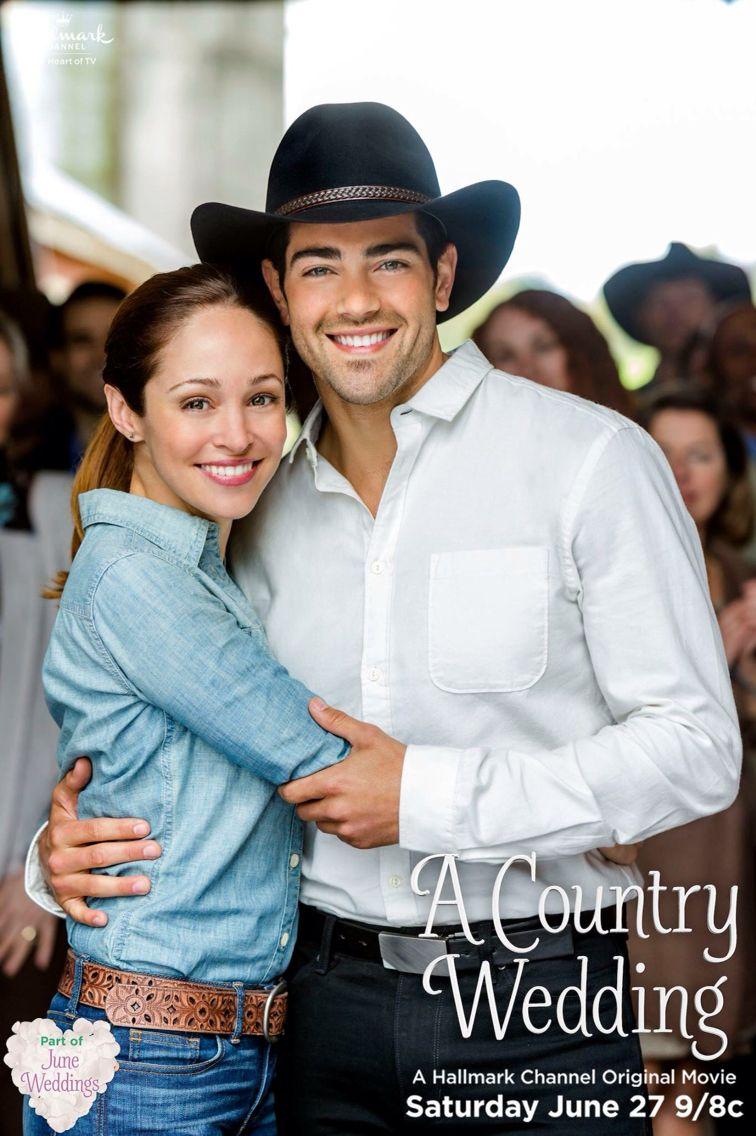 A Country Wedding Hallmark movie channel, Hallmark