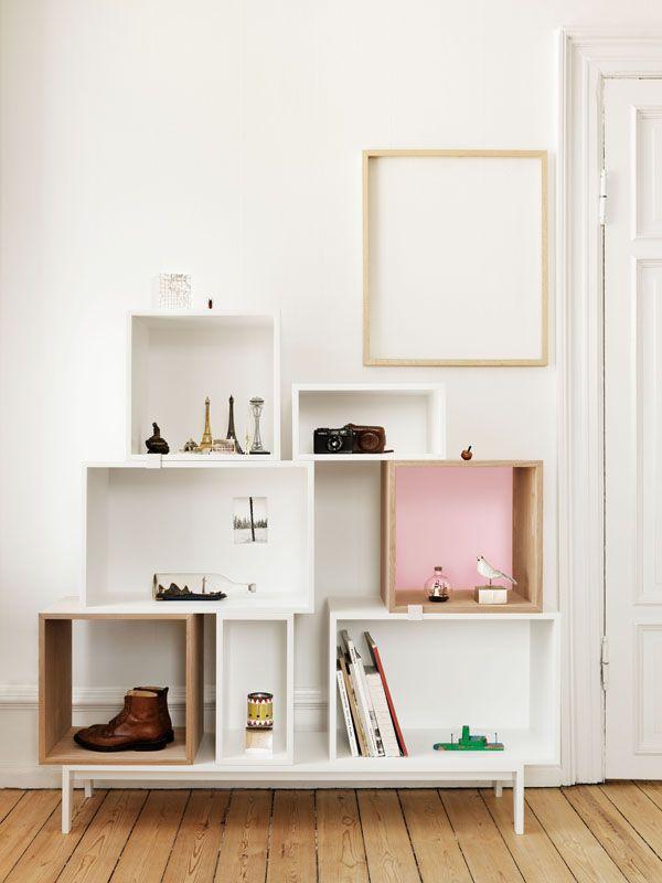Die Suche nach einem neuen Bücherregal MUUTO Stacked oder IKEA - designer mobel bucherregal