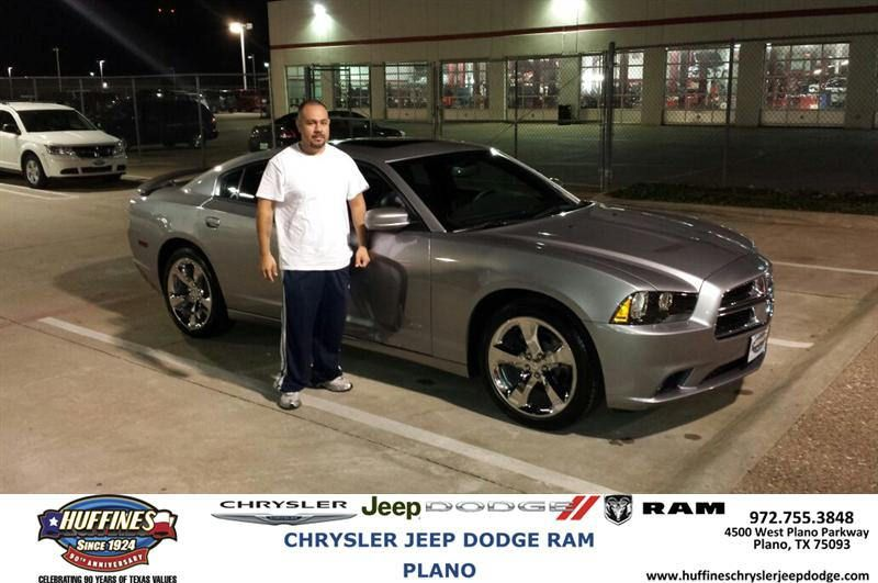 #HappyBirthday to Rafael Pio from Ed  Lewis at Huffines Chrysler Jeep Dodge RAM Plano!