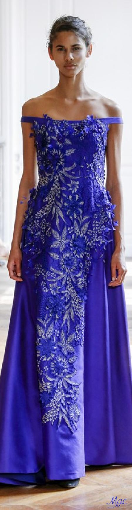 Fall 2015 Couture Busardi | Vestido coctel | Pinterest | Azul, Amar ...