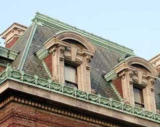 french roof styles | Mansard roof | Mansard roof, Diy ...