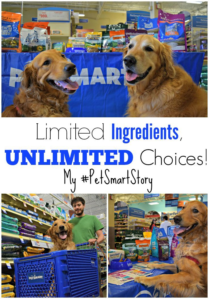 Limited Ingredient Unlimited Choice My Petsmartstory Cool Pets Healthy Pet Food Dogs