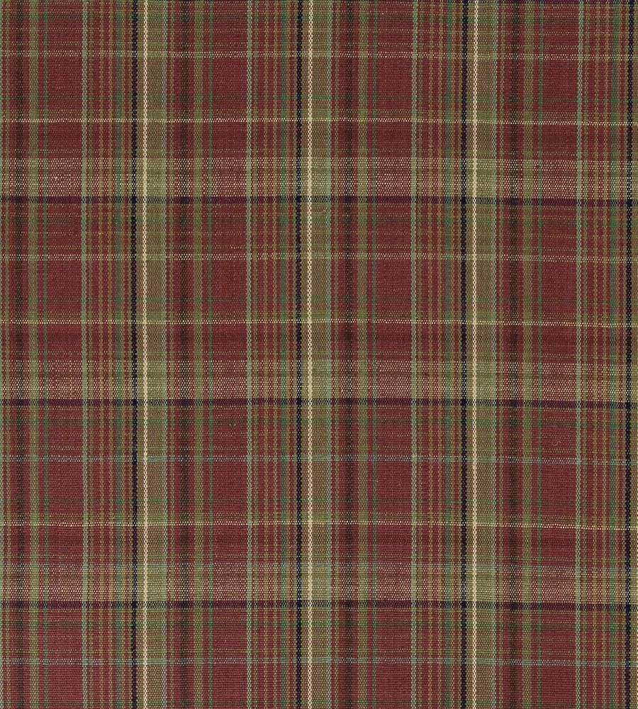 Christmas At Home Meriden Plaid Fabric By Ralph Lauren Jane Clayton