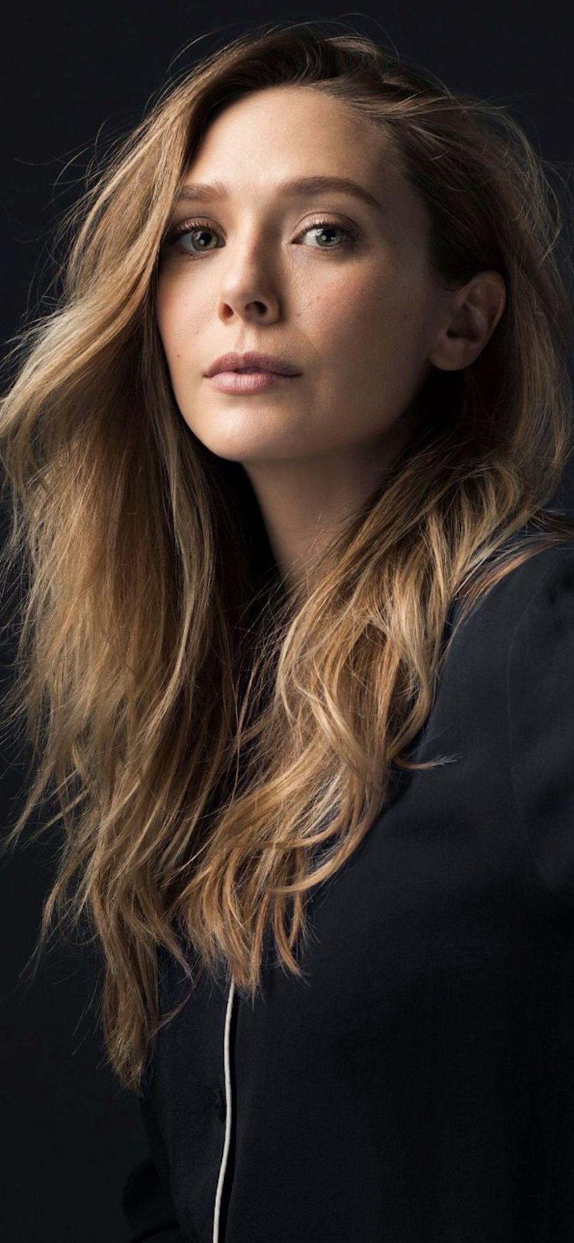 1125x2436 Elizabeth Olsen Celebrity 2018 Iphone Xs Iphone 10