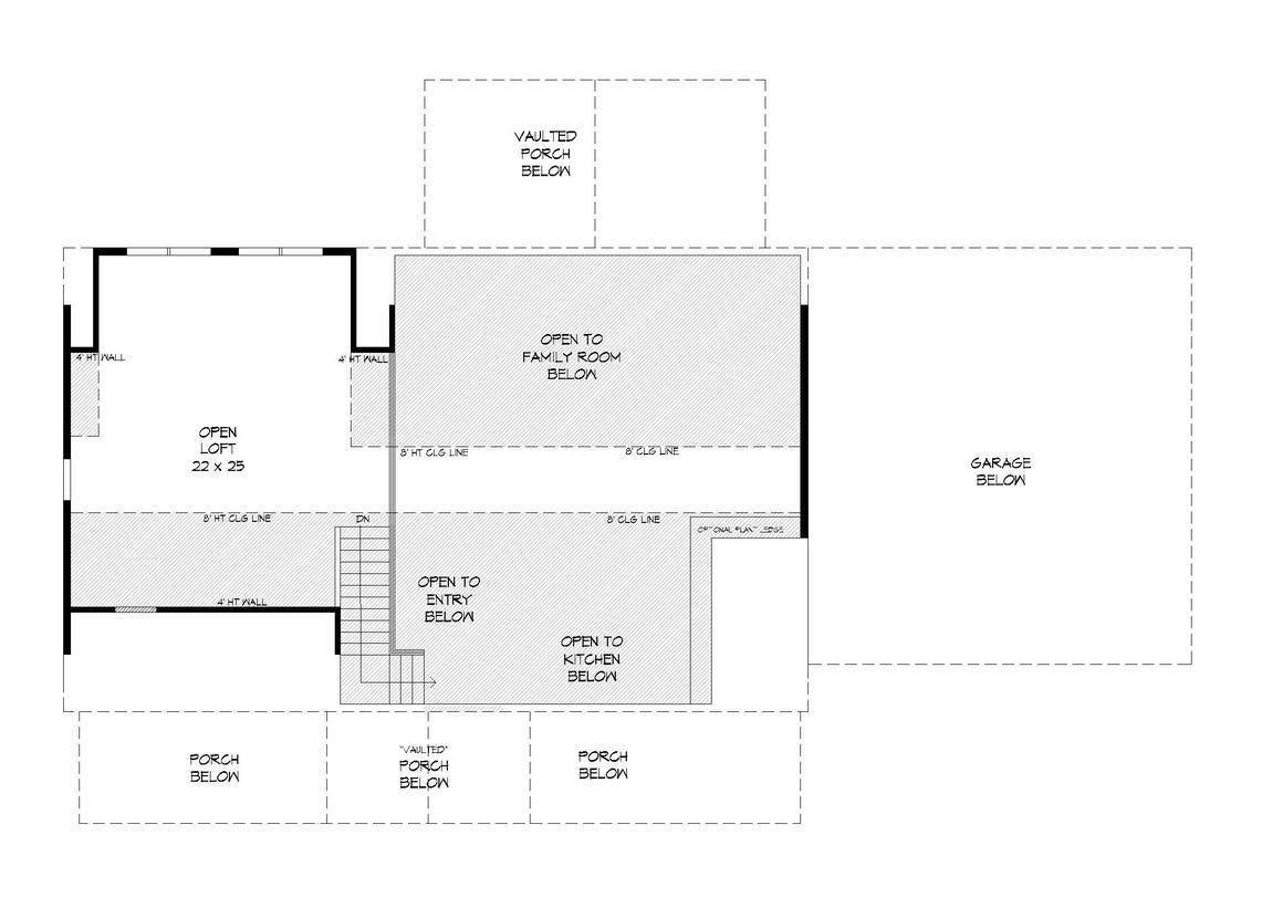 Home Plan 7631516 4112 heated square feet 2 bathroom
