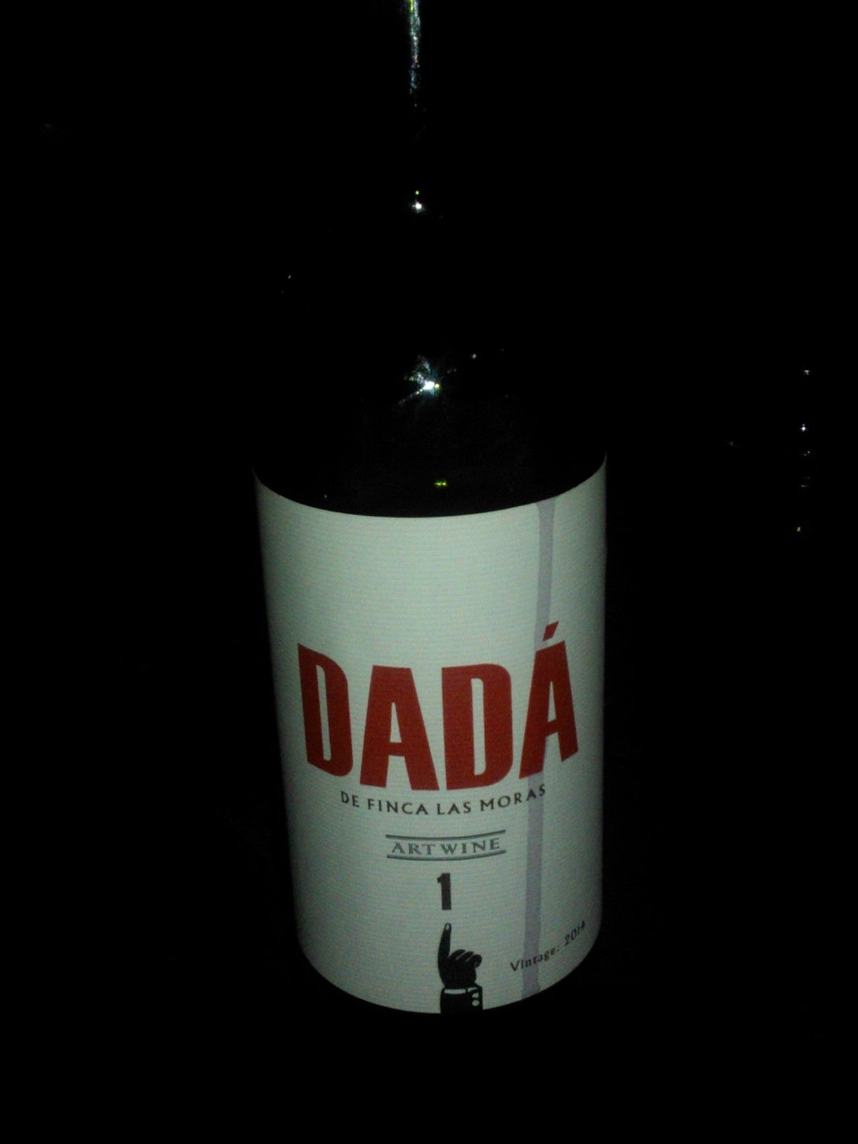 DADA 1 (tinto avainillado)