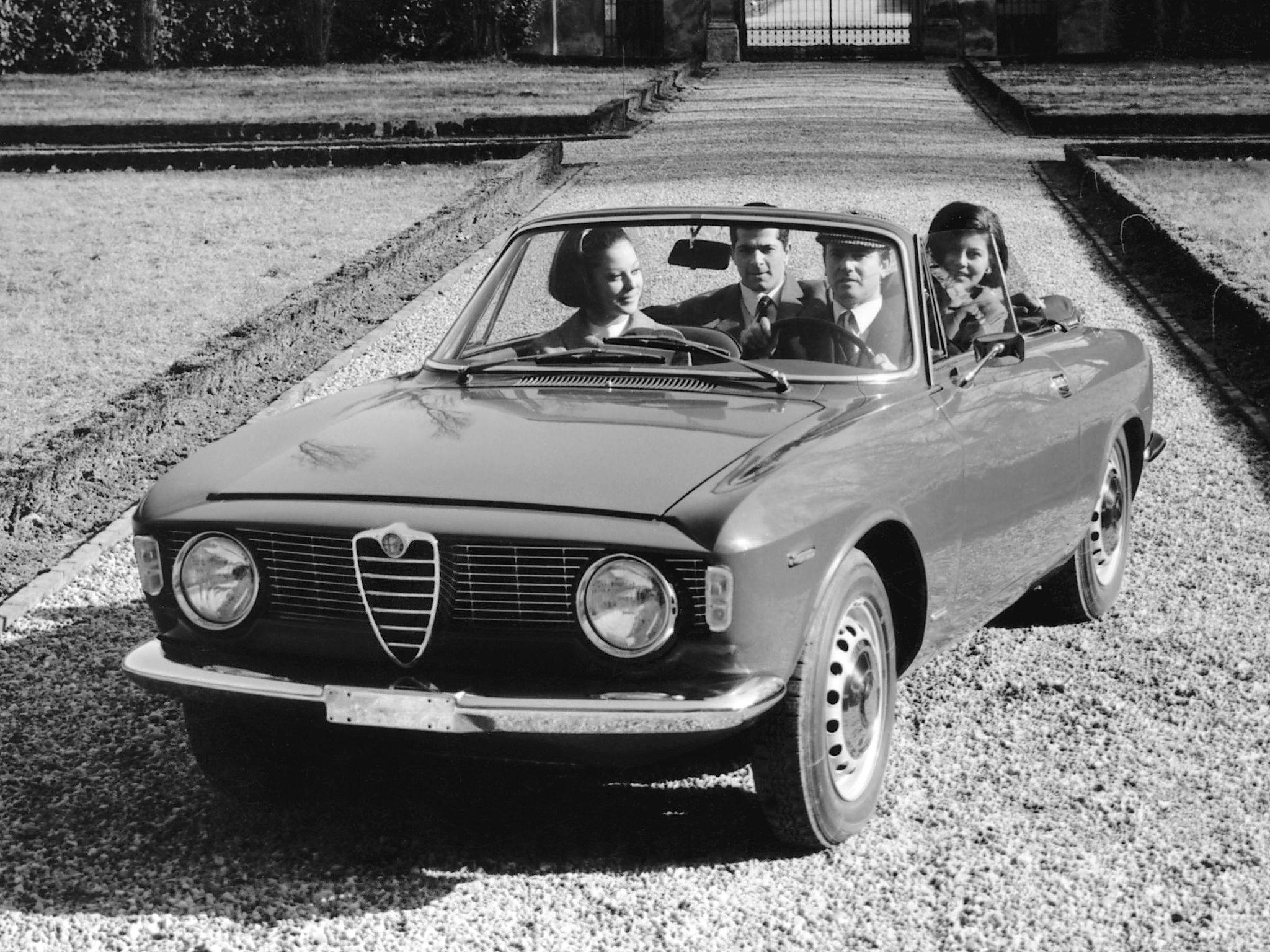 1964 Alfa Romeo Giulia Sprint Gtc Alfa Romeo Auto Veicoli