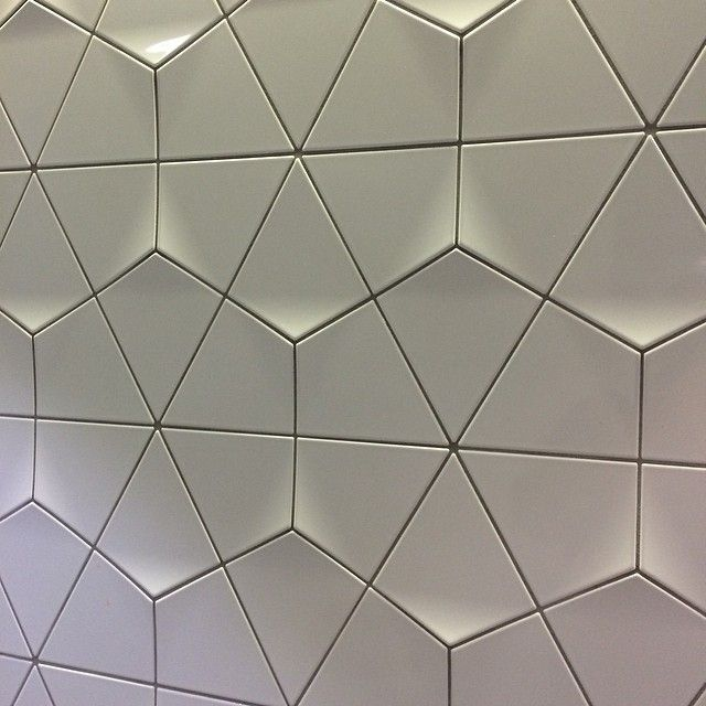Instagram Photo By My Sweet Home May 12 2016 At 3 35pm Utc Hexagon Design Wall Design Tile Patterns