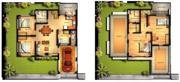 Modern House Designs Floor Plans Philippines