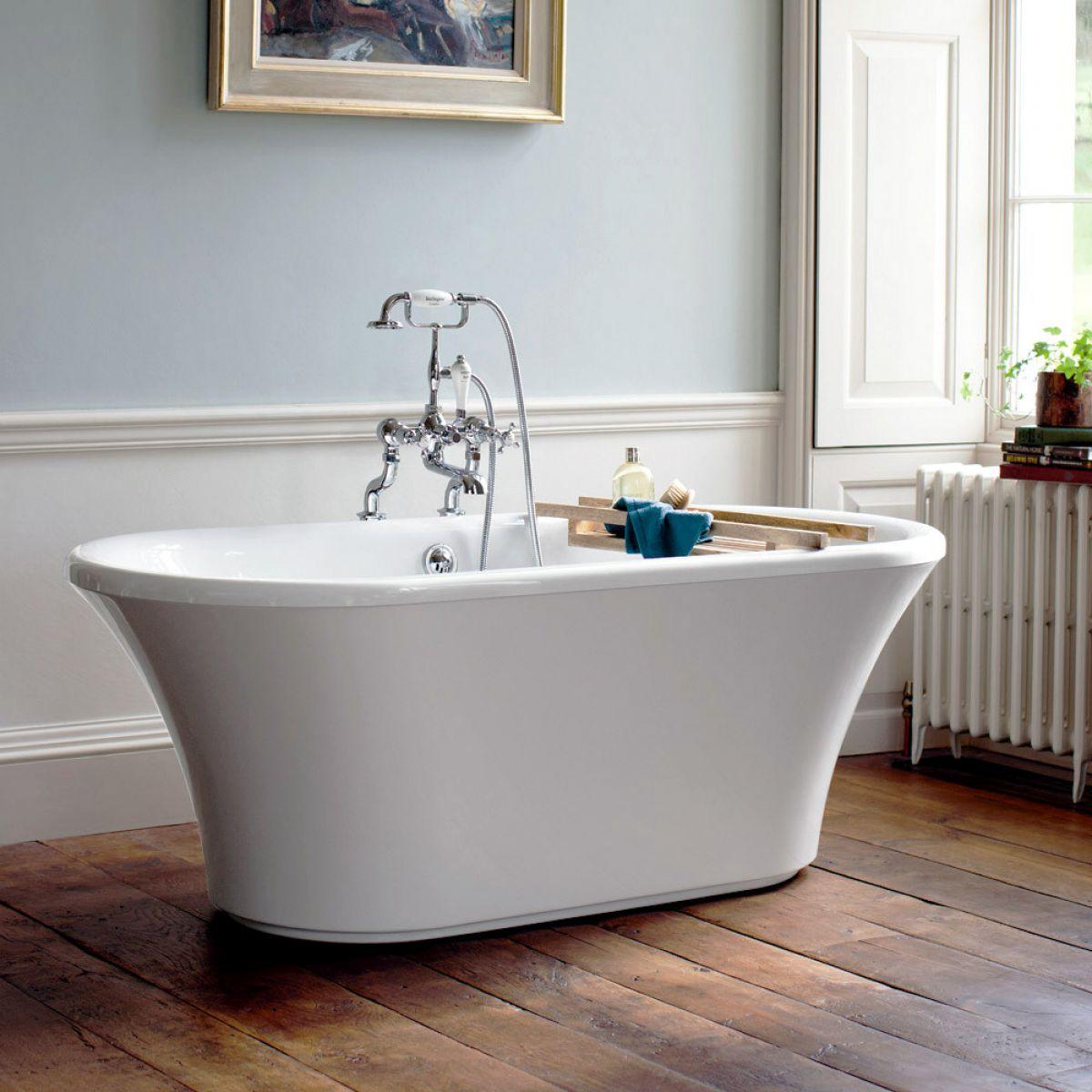 Bathroom Burlington Ideas burlington brindley double ended soaking tub   bathroom