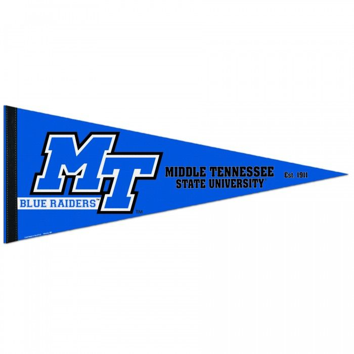 Image result for mtsu college pennant images