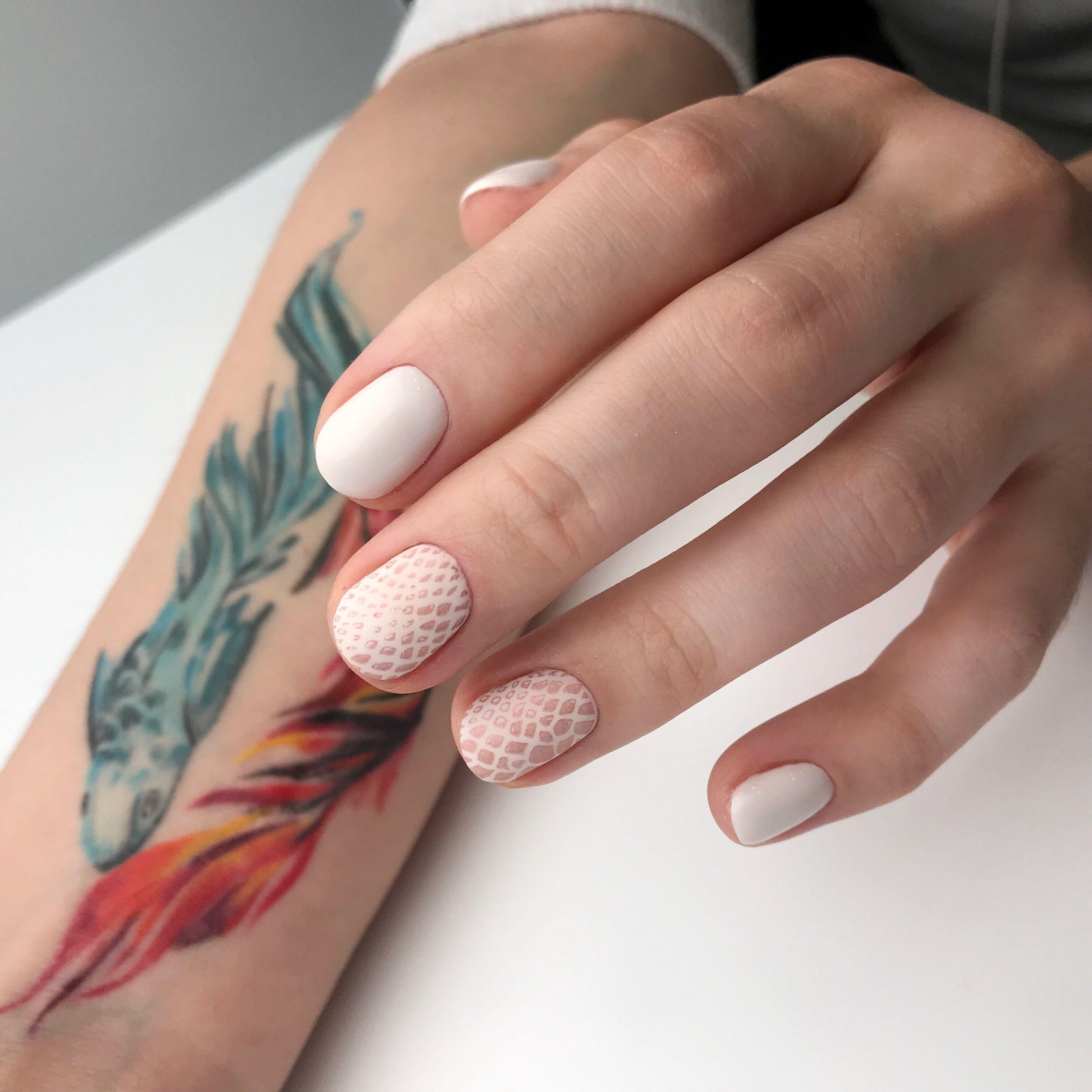 Маникюр , дизайн ногтей , стемпинг | маникюр в 25 г ...