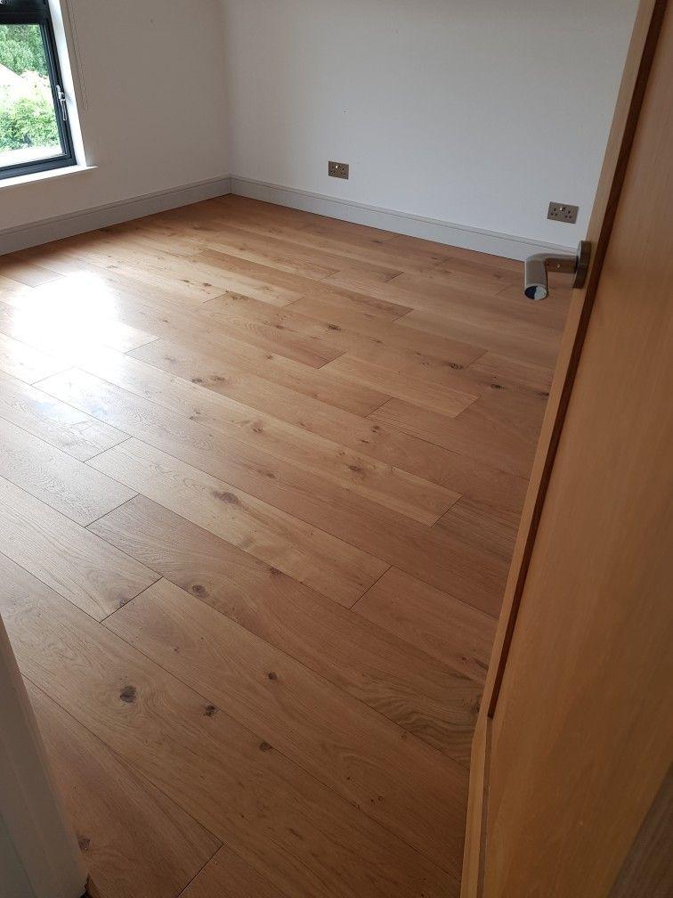 Blenheim Oak Multi Ply Oiled Solid Wood Flooring Wood Floors Oak