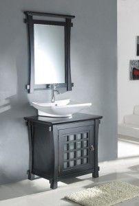Asian Style Bathroom Vanities
