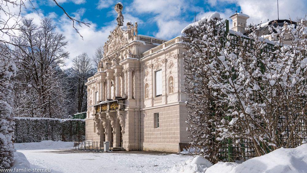 Schloss Linderhof Schloss Linderhof Schloss Linderhof