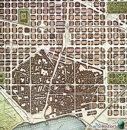 barcelona city plan ile ilgili görsel sonucu