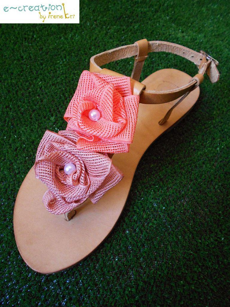 25849bacb32d5 Wedding Party Sandals, Lilac Sandals, Bridal Sandals, Floral Sandals ...