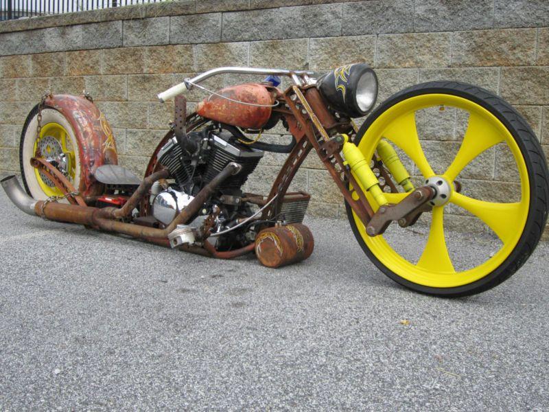 how to build a bobber bike