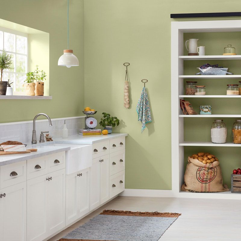2019 Most Popular Colors Paint Trend Report Kitchen Wall Colors Paint Trends Hgtv Home By Sherwin Williams