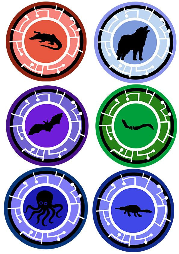 image relating to Creature Power Discs Printable named Creature Discs Wild Kratts Fish Electricity Printable