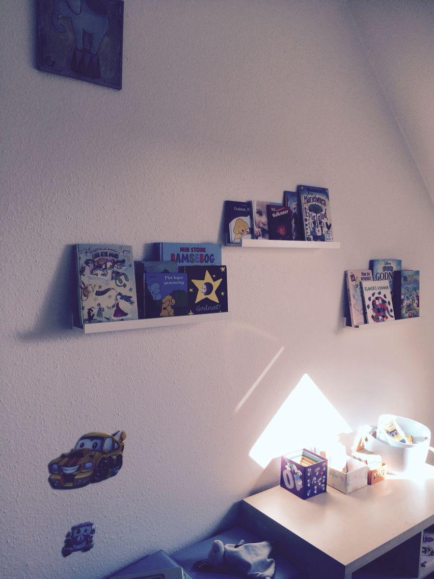 Min søns værelse