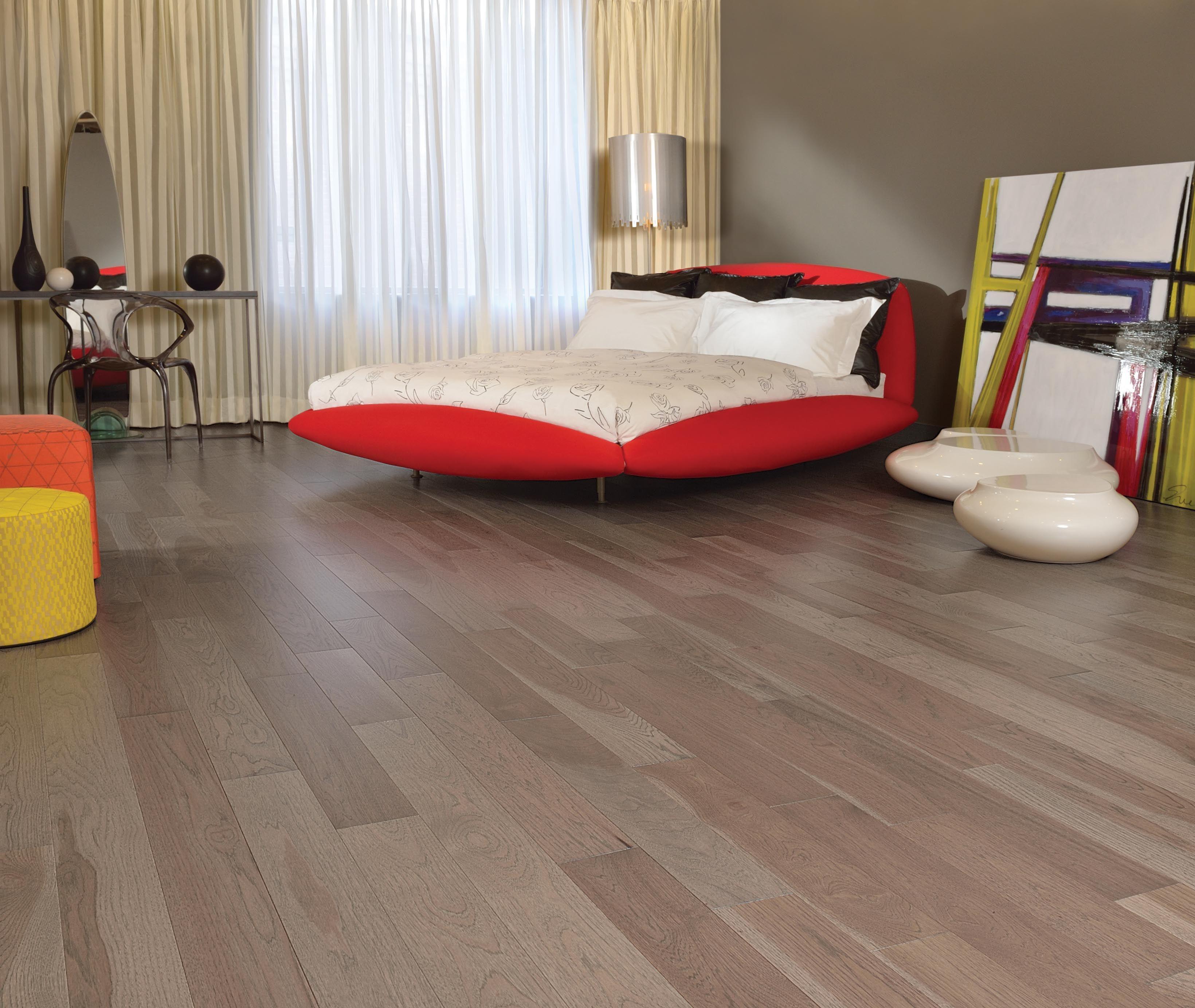 Admiration Hickory Greystone Mirage Hardwood Floors