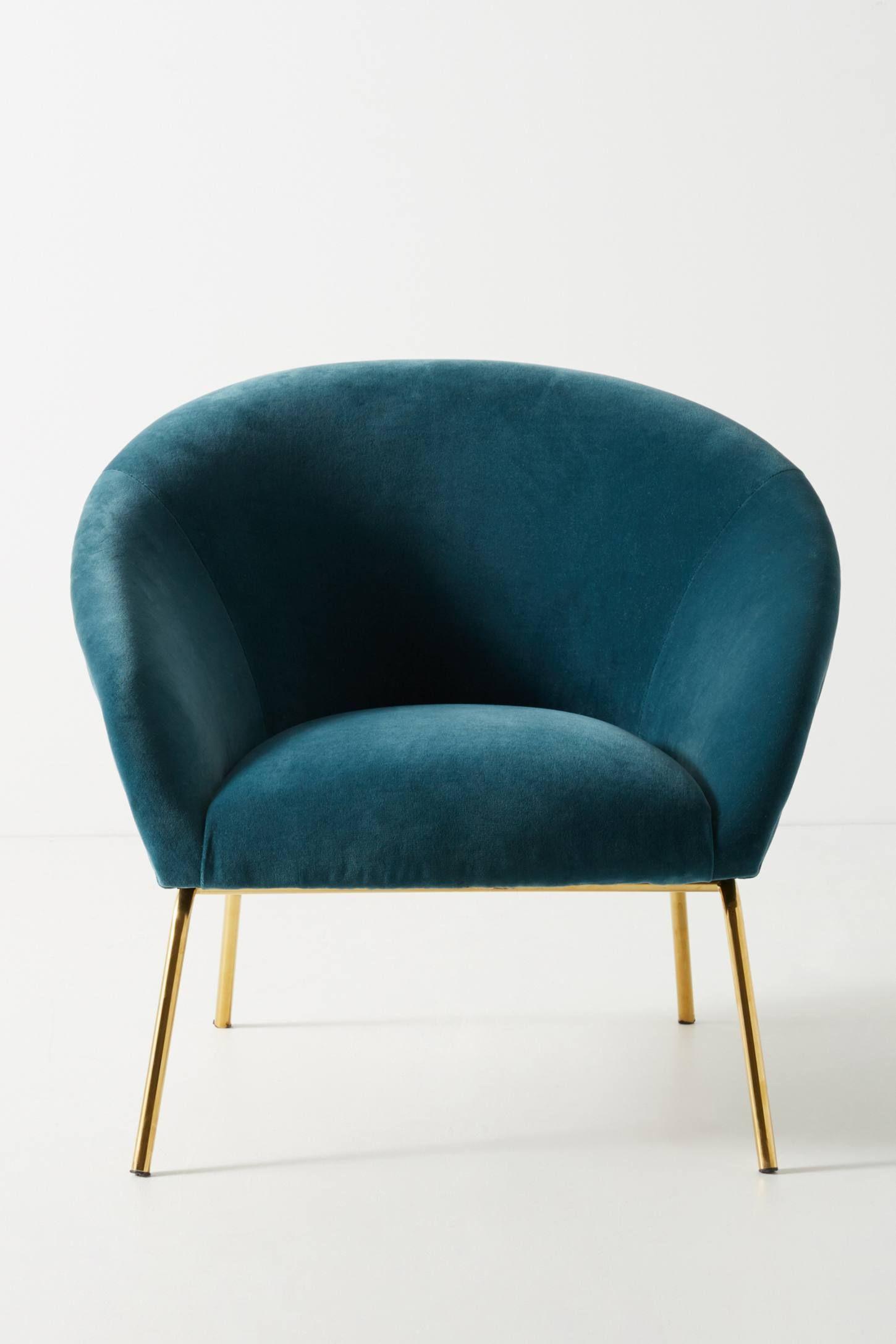 Best Velvet Hillside Accent Chair In 2020 Wooden Dining Room 400 x 300