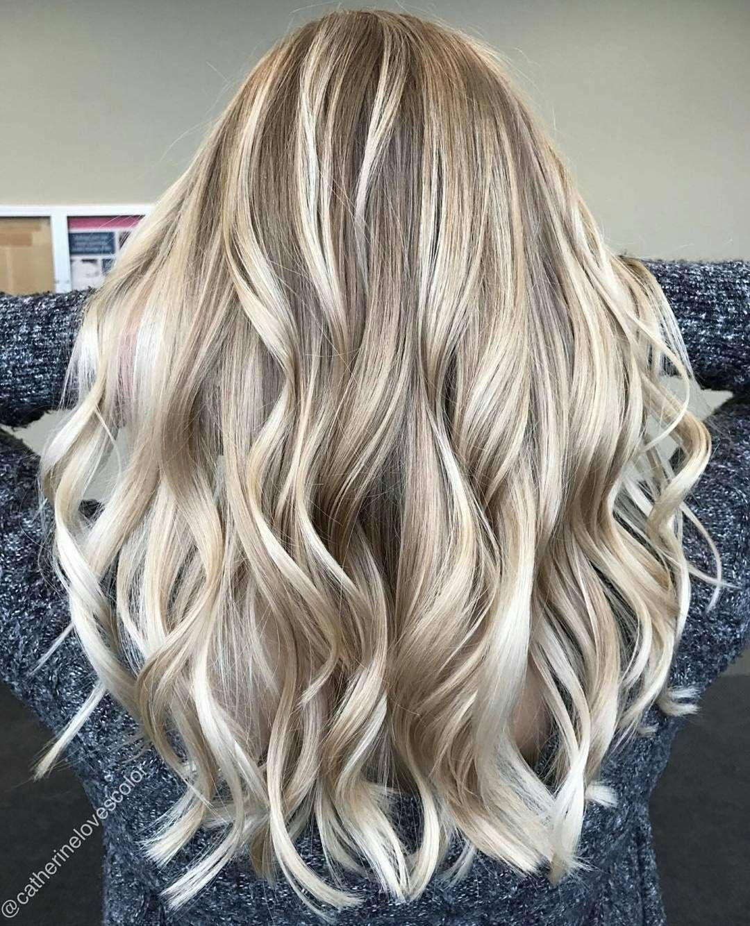 Glorious Blonde - Behindthechair.com