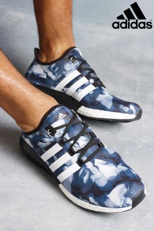 on sale f696a d23bd adidas Run Climachill Gazelle Boost available at Next