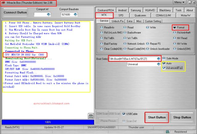 Miracle Box V2 98 Latest Update Setup Download Miracles Latest Updates Setup
