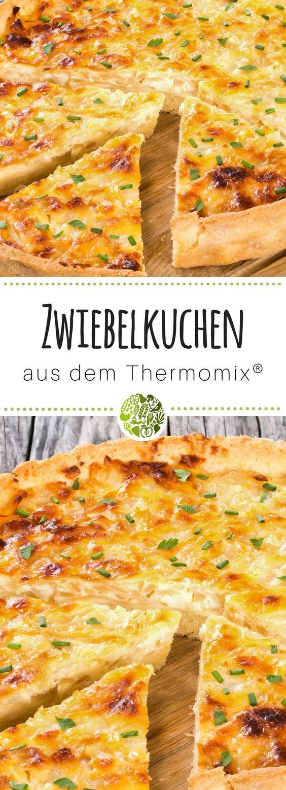 Zwiebelkuchen aus dem Thermomix®