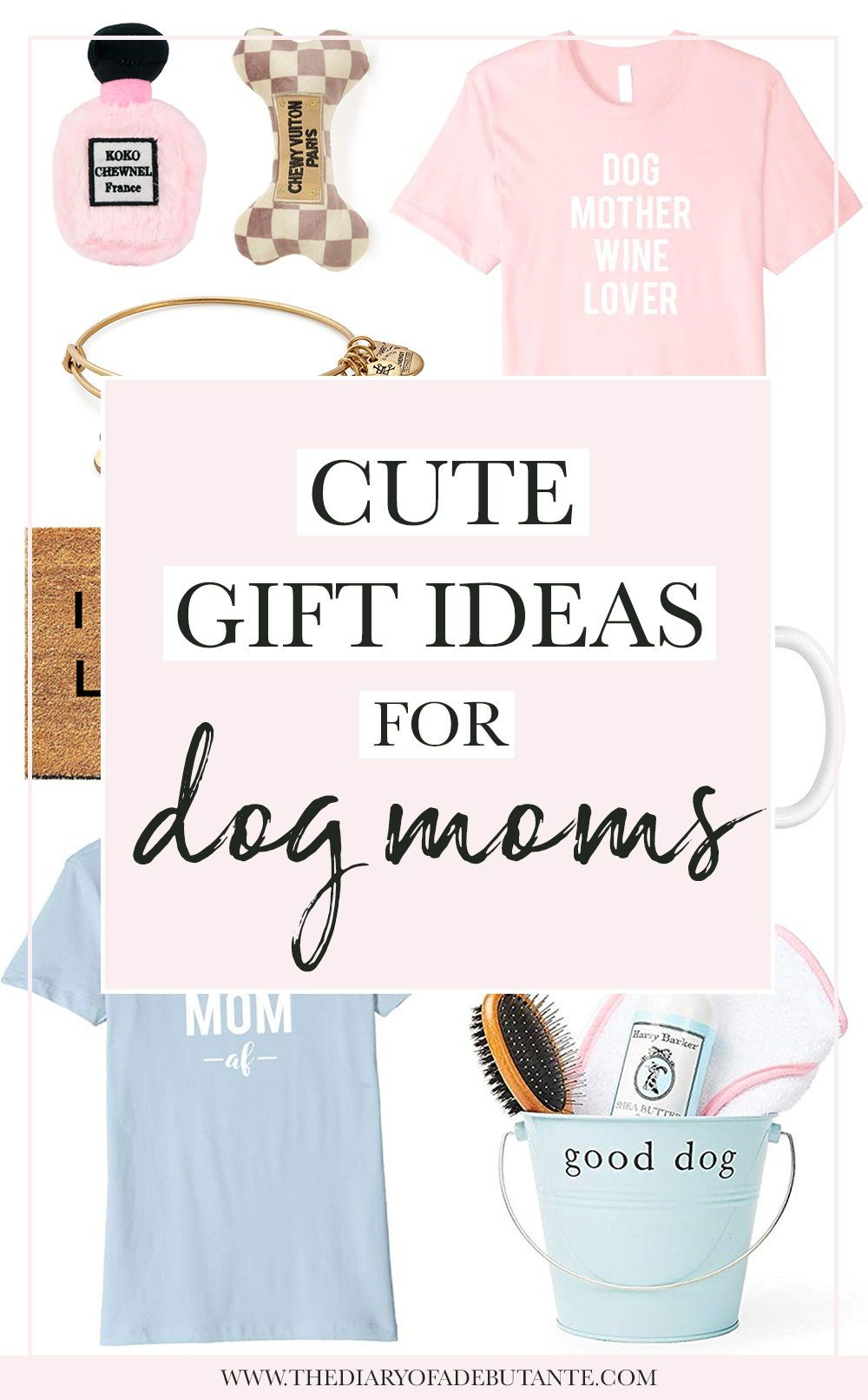 17 cute gift ideas for dog moms cute gifts dog mom
