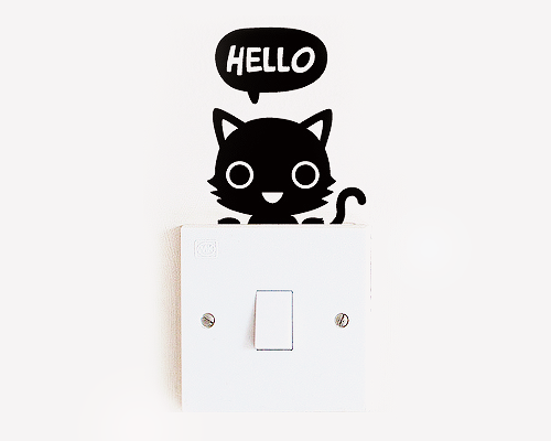 Blippocom Kawaii Shop Cat Pinterest Kawaii Shop - Vinyl decal cat pinterest