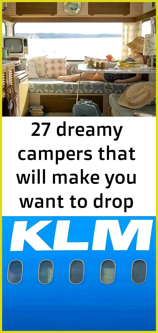 27 dreamy campers that will make you want to drop everything for the open road 6 27 Dreamy Campers