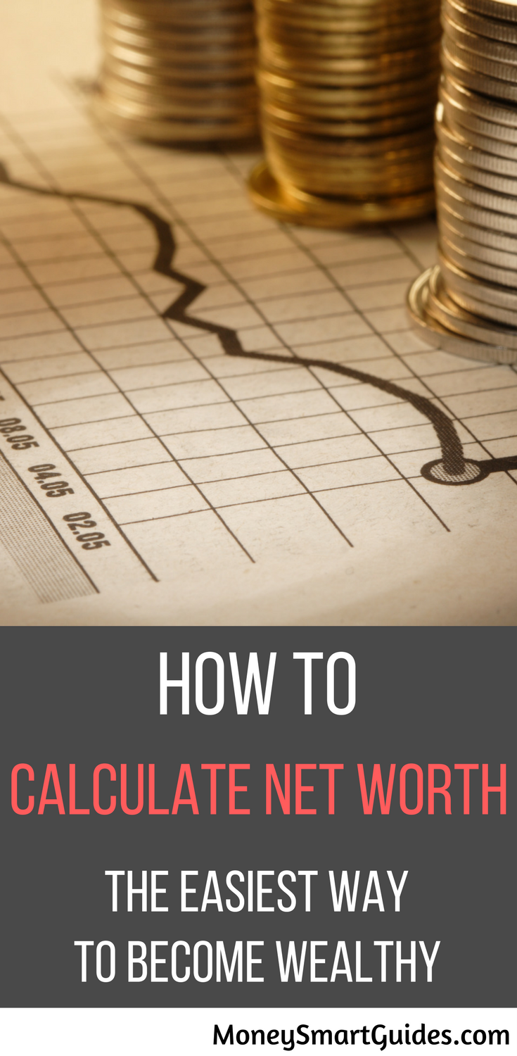 calculating your net worth is the simplest way to grow your wealth