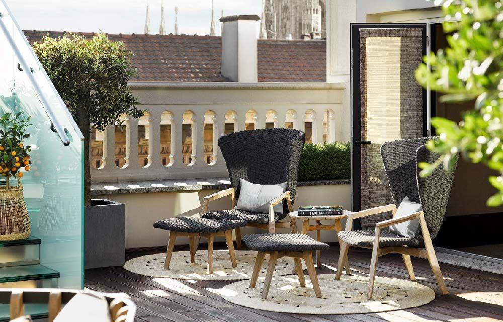 Come preparare al meglio terrazze e balconi per la