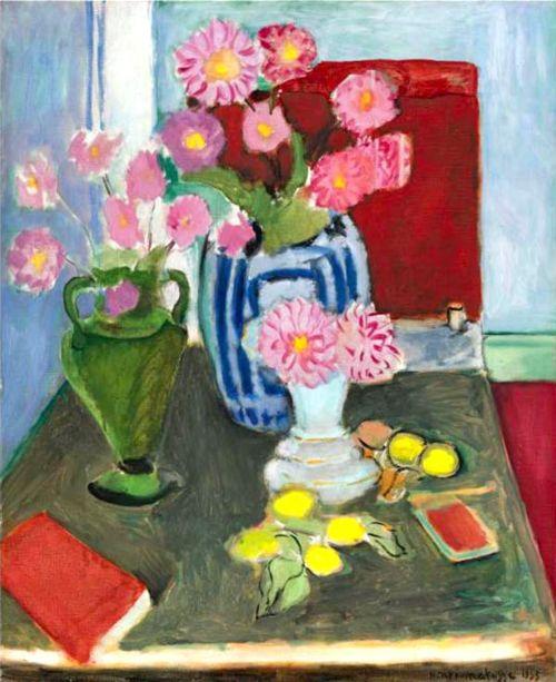 Matisse Flowers Matiss...