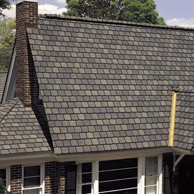 Fire Resistant Roofing And Siding Solar Roof Shingles Roof