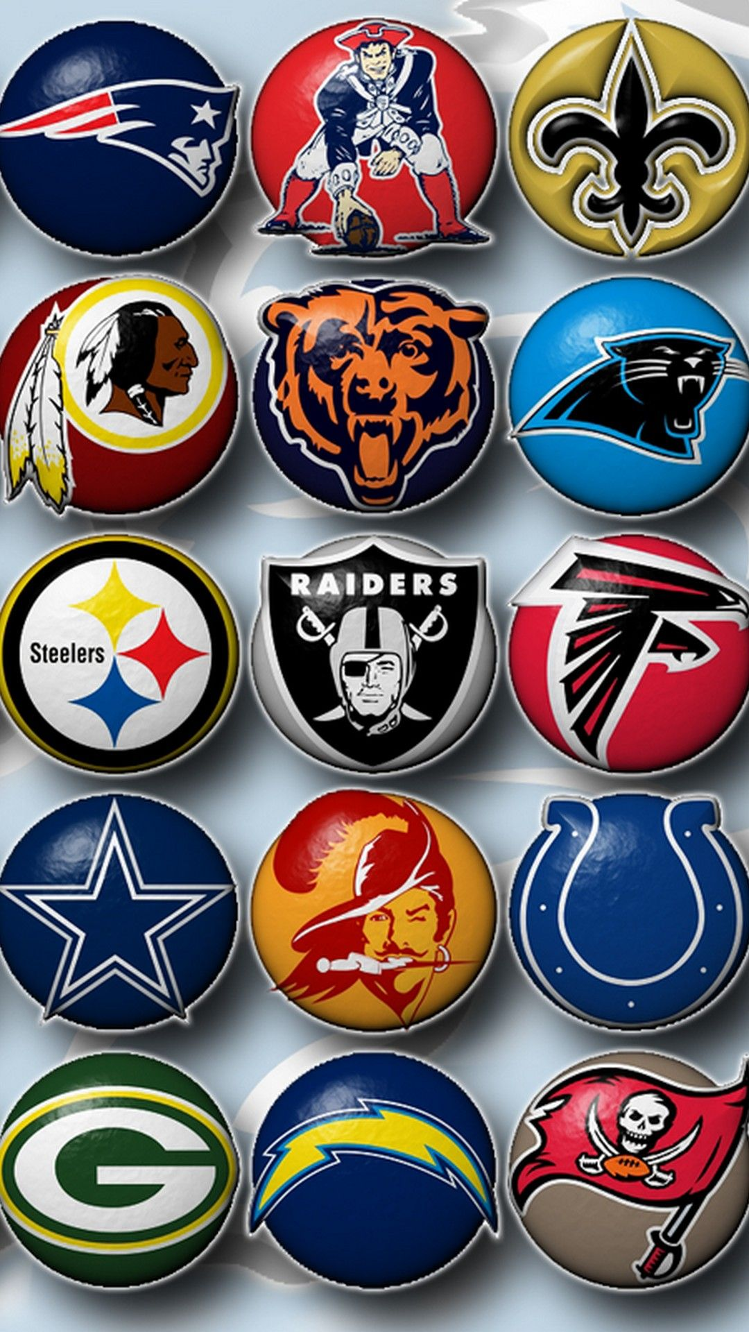 NFL Wallpaper iPhone HD (With images) Nfl football