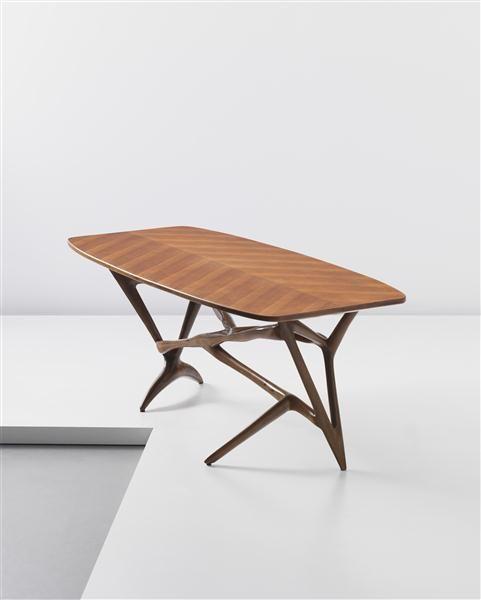 PHILLIPS : Pierluigi Giordani, Possibly Unique Dining Table, For A Private  Commission, Bologna
