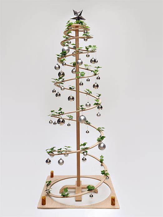 Weihnachtsbaum Metall Spirale.Spiralbaum Holidays Christmas Weihnachtsbaum Holz