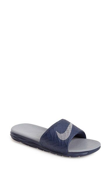 Nike 'Benassi Solarsoft 2' Slide Sandal (Women) | Nordstrom