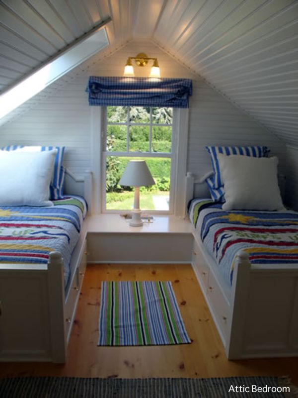 All About Attic Bedroom Kids Attic Bedroom Small Attic Bedrooms House Decor Modern