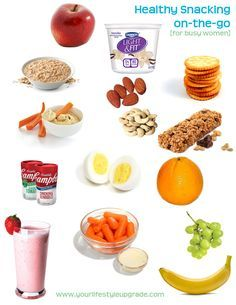 Here are some quick, low-calorie snacks for on-the-go and at home. | best  stuff