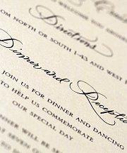 Wedding Invitation Phrases